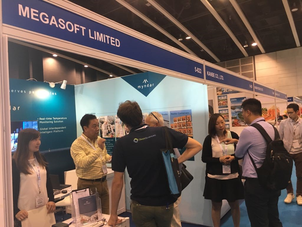 Tradeshow at Seafood Expo Asia 2018